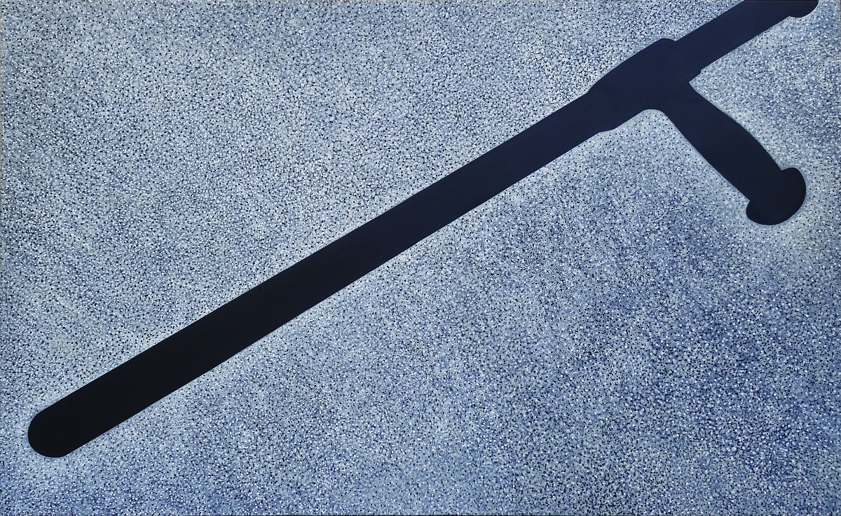 "Celina Kanunnikava, ""Pała"", 2015 (źródło: materiały prasowe organizatora)"