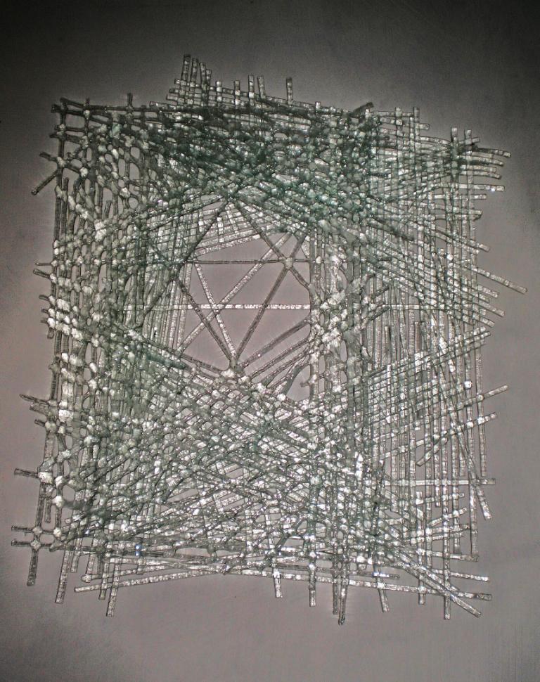 """Vĕra Vejsová, """"Japet – struktura otwarta; powstawanie i ekspresja ruchu"""" (źródło: materiały prasowe organizatora)"""