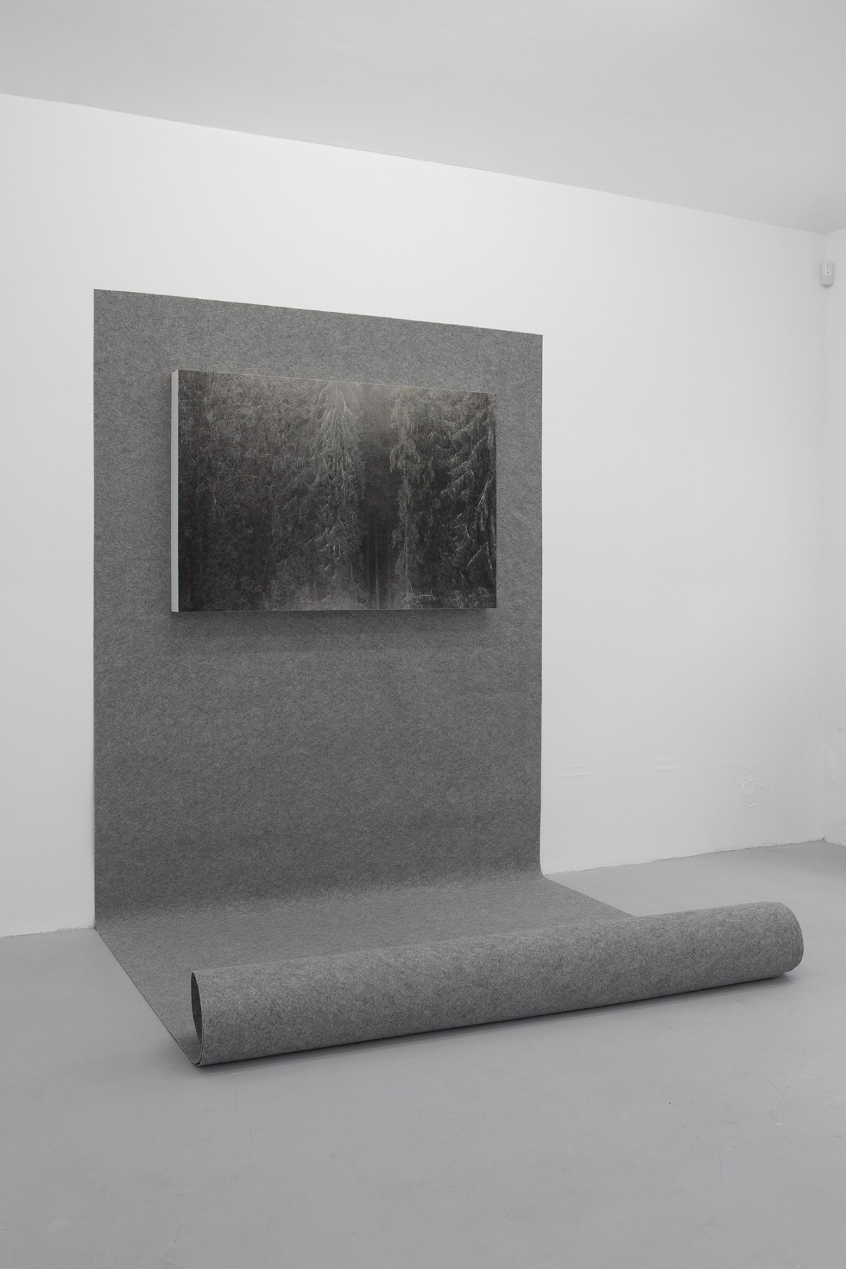 """Mateusz Sadowski, """"Kończy się"""", własność: Galeria Stereo (źródło: materiały prasowe organizatora)"""