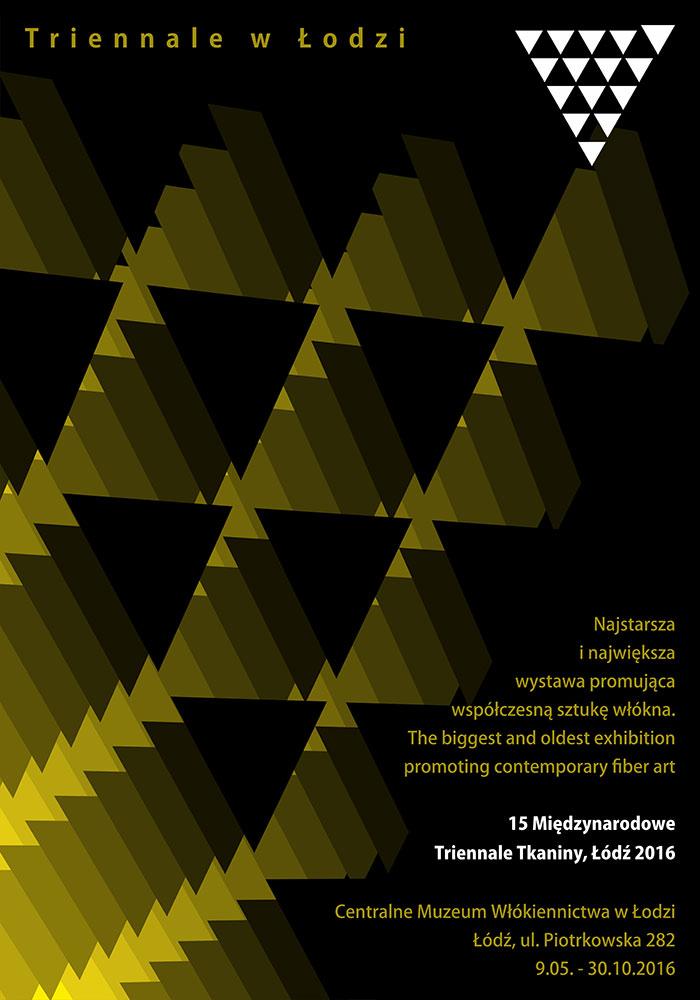 """""""15. MTT największa wystawa"""" – projekt plakatu Mirosław Owczarek (źródło: materiały prasowe organizatora)"""