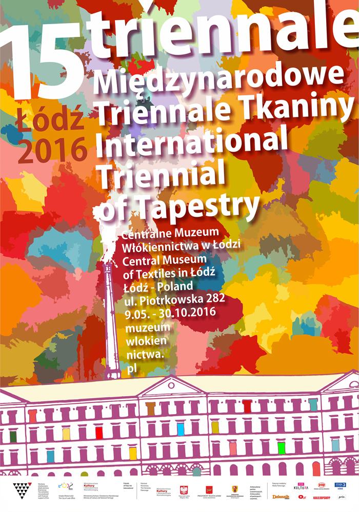 """""""Triennale 2016"""" – projekt plakatu Mirosław Owczarek (źródło: materiały prasowe organizatora)"""