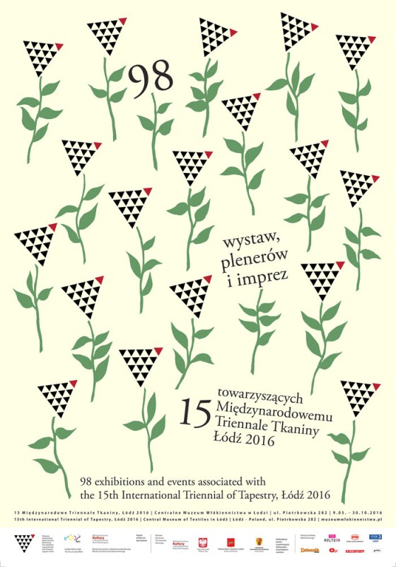 """""""Wydarzenia towarzyszące MTT"""" – projekt plakatu Mirosław Owczarek (źródło: materiały prasowe organizatora)"""