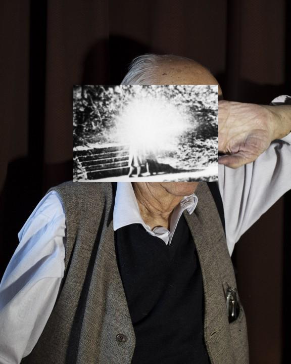 """Krzysztof Pijarski, """"Przebłysk (analogia) I"""", 2016 (źródło: materiały prasowe)"""