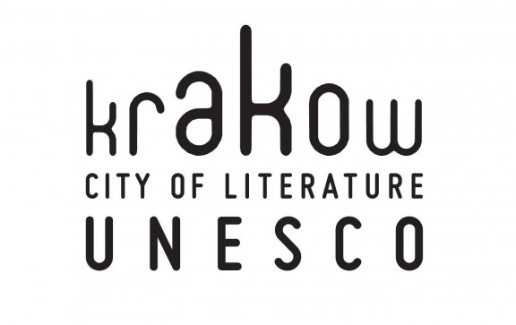 Kraków – Miasto Literatury UNESCO, logotyp (źródło: materiały prasowe)