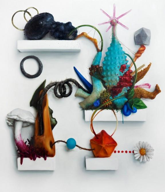 """Marcin Zawicki, """"Bez tytułu"""", 2016 (źródło: materiały prasowe organizatora)"""