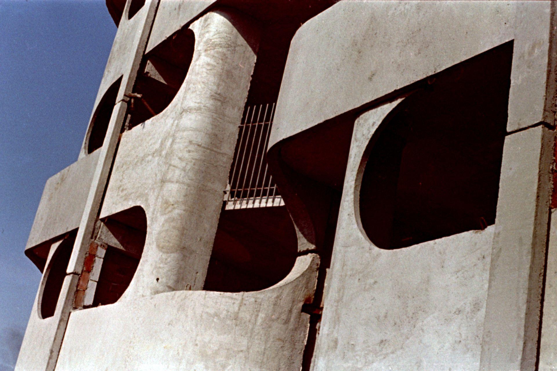 Budowa wieżowca na placu Grunwaldzkim, 1969-75 (projekt 1963–1969), fot. Michał Brzoza (źródło: materiały prasowe organizatora)