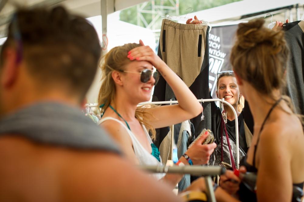 Audioriver Fashion Day (źródło: materiały prasowe organizatora)