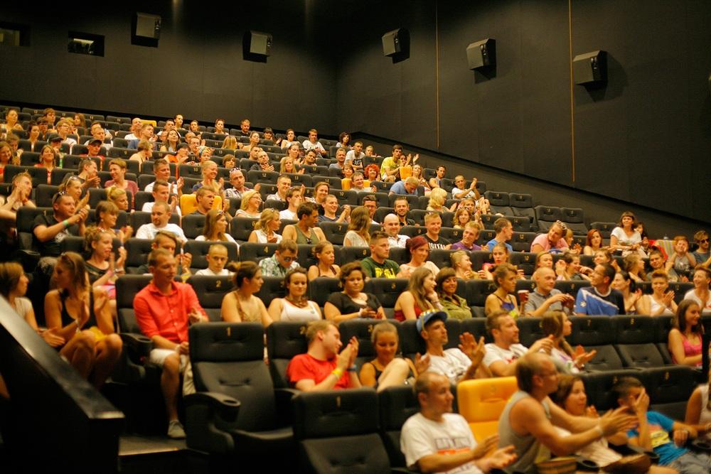 Kino Festiwalowe (źródło: materiały prasowe organizatora)