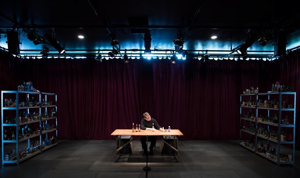 "Forced Entertainment, ""Complete Works"" (fot. Hugo Glendinning, źródło: mat. pras. organizatora)"