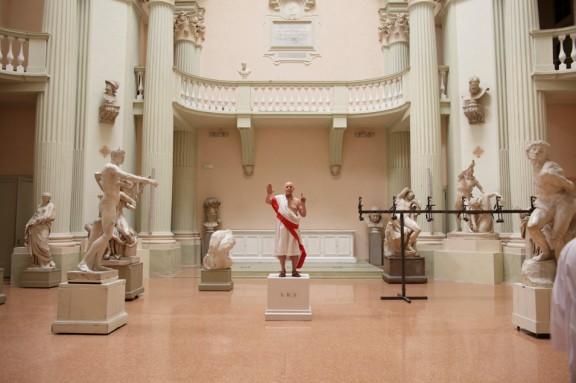 """Juliusz Cezar. Fragmenty"" (fot. Luca Del Pia, źródło: mat. pras. organizatora)"