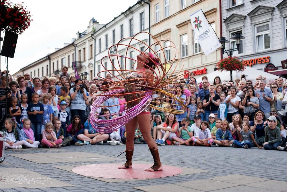 """""""Carnaval Sztukmistrzów"""" (źródło: materiały prasowe organizatora)"""