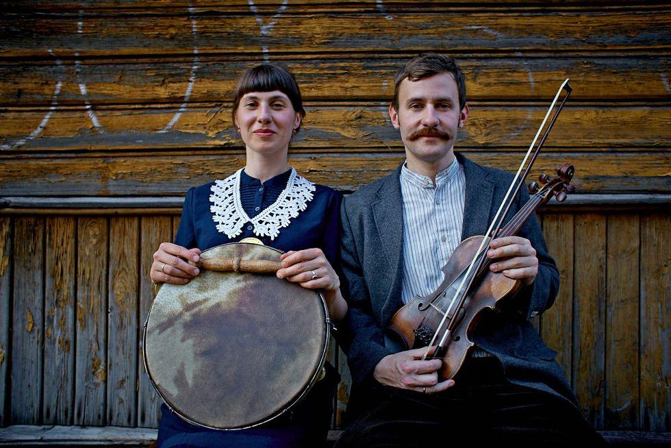 Agnieszka i Mateusz Niwińscy (źródło: mat. pras. organizatora)