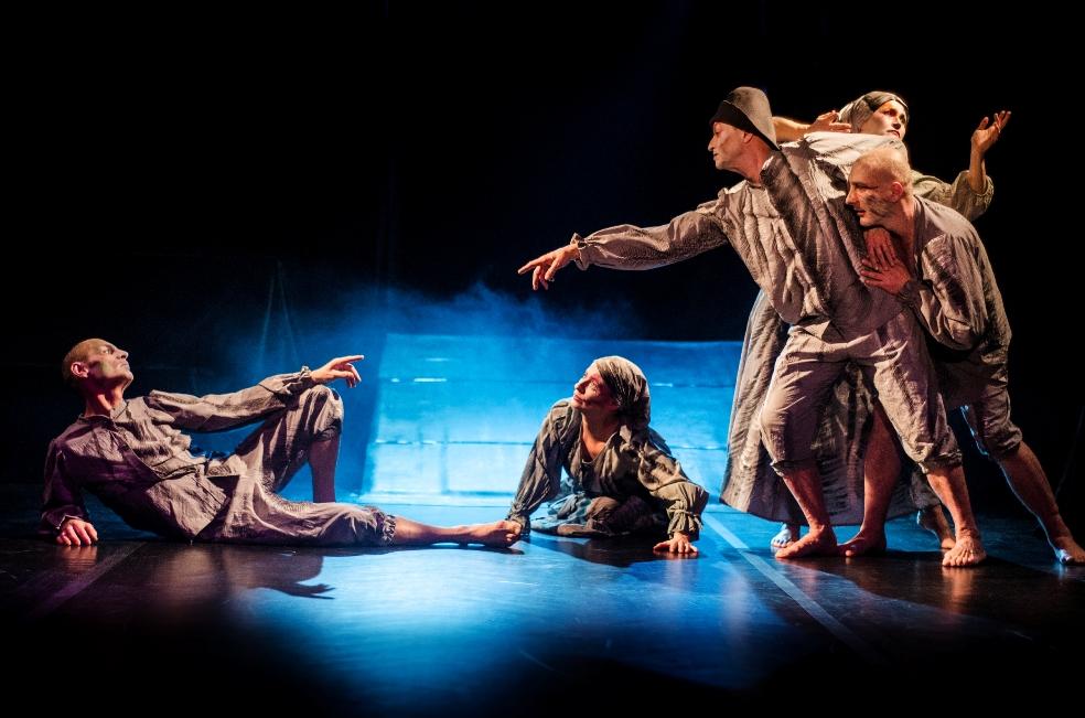 Teatr Akt (fot. Sylwia Zawadzka, źródło: mat. pras. organizatora)