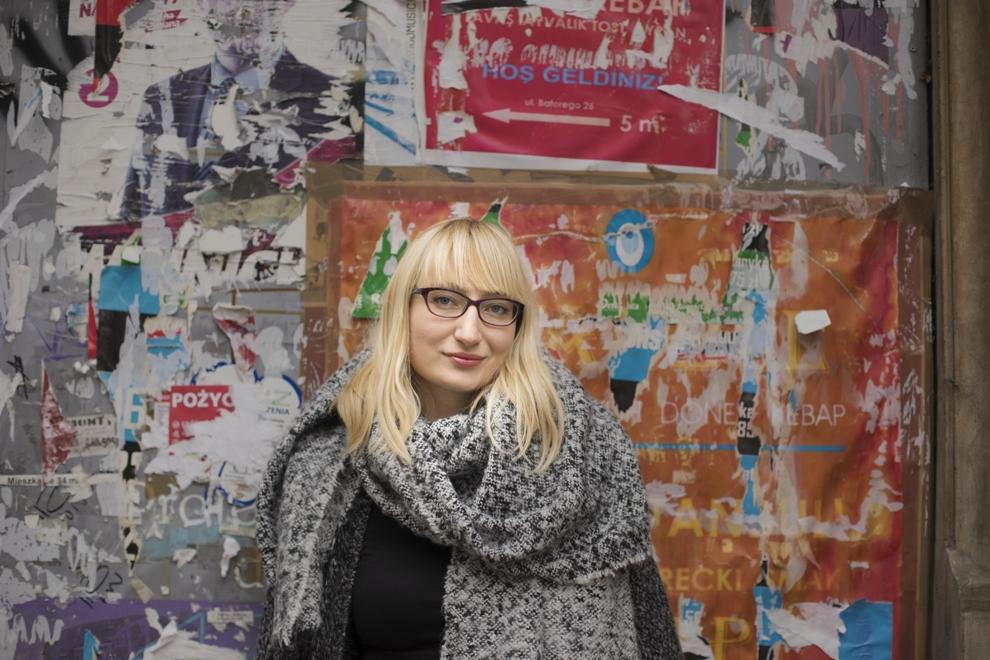Małgorzata Rejmer (źródło: mat. pras. organizatora)