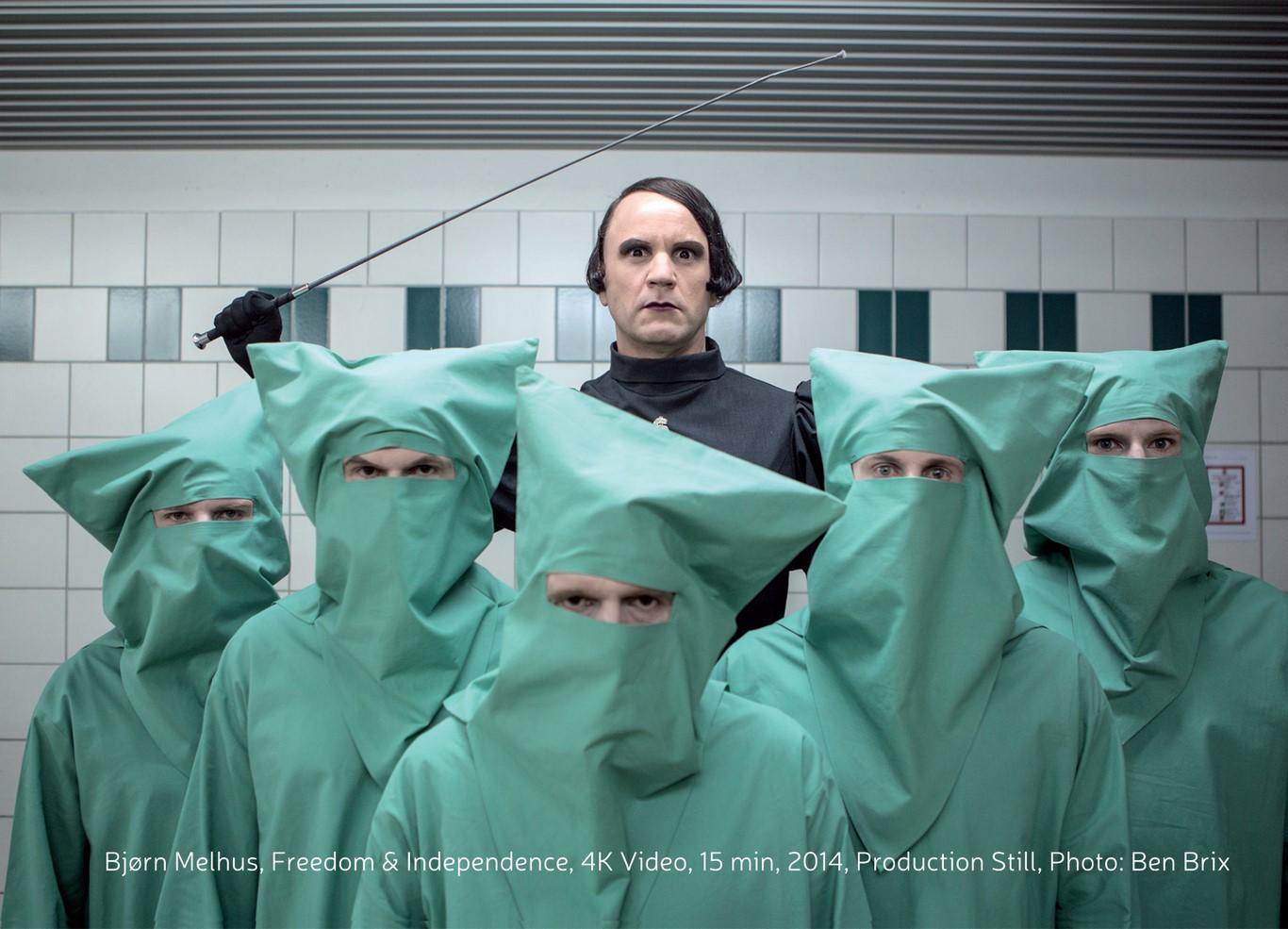 "Bjørn Melhus, ""Freedom & Independence"", 2014 (źródło: materiały prasowe organizatora)"