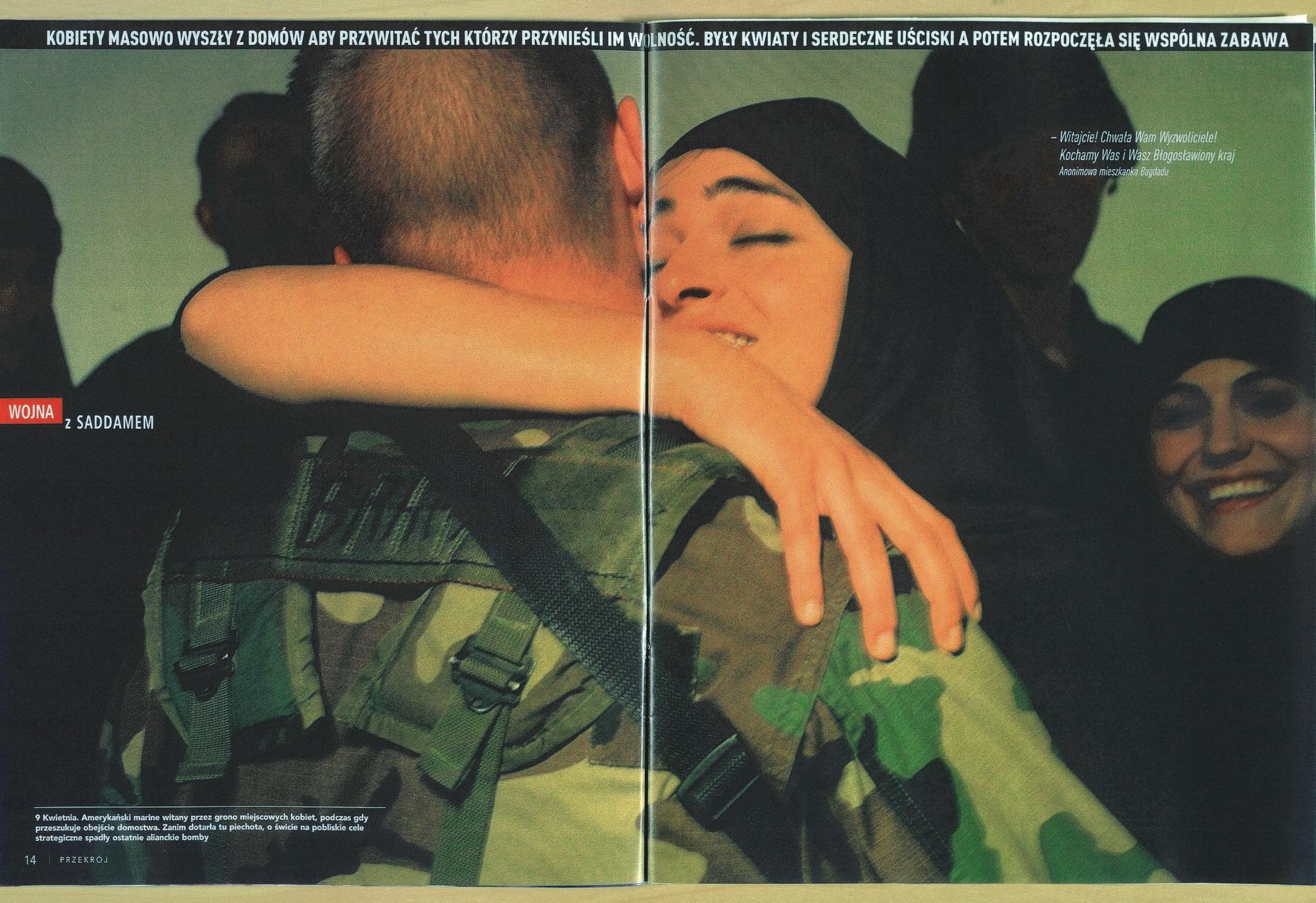 """Zbigniew Libera, """"Ostateczne wyzwolenie 2"""", 2004, fotografia na piance, 120 x 181 cm (źródło: materiały prasowe organizatora wystawy)"""