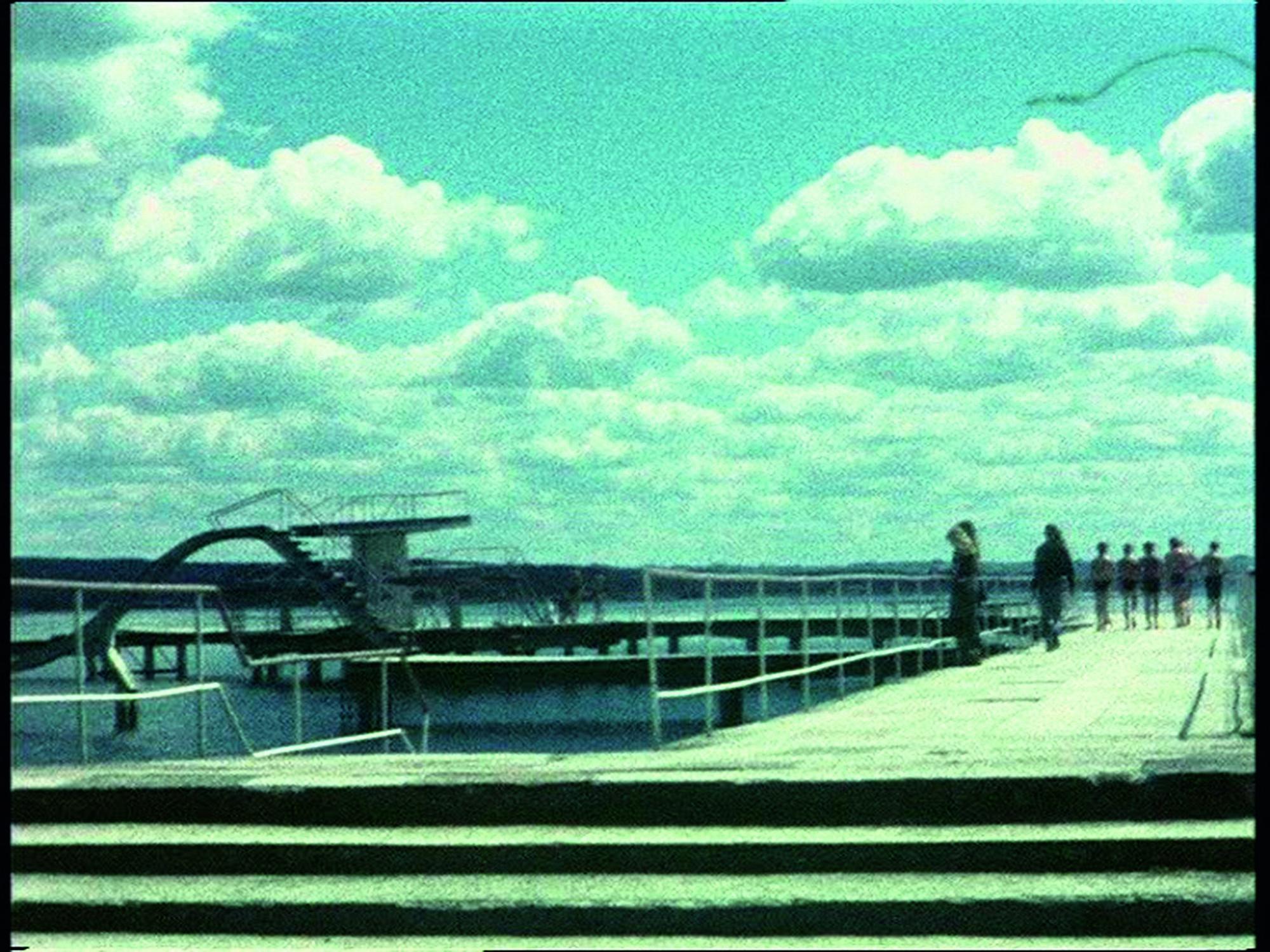 """Narkevicius Deimantas, """"Energy Lithuania"""", 2004, wideo (źródło: materiały prasowe organizatora wystawy)"""