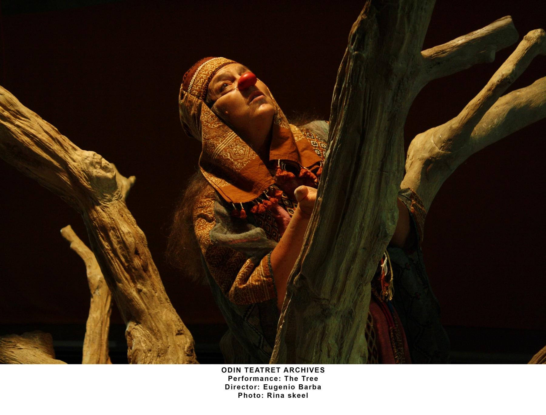 """""""Drzewo"""", fot. Rina Skeel (źródło: materiały prasowe organizatora)"""
