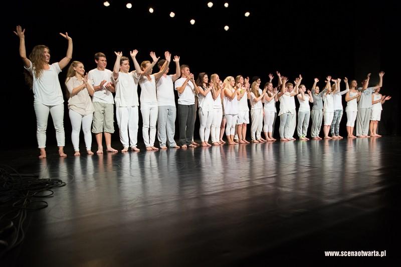 Spektakl w reżyserii Iwony Pasińskiej z 2014 roku (źródło: materiały prasowe organizatora)