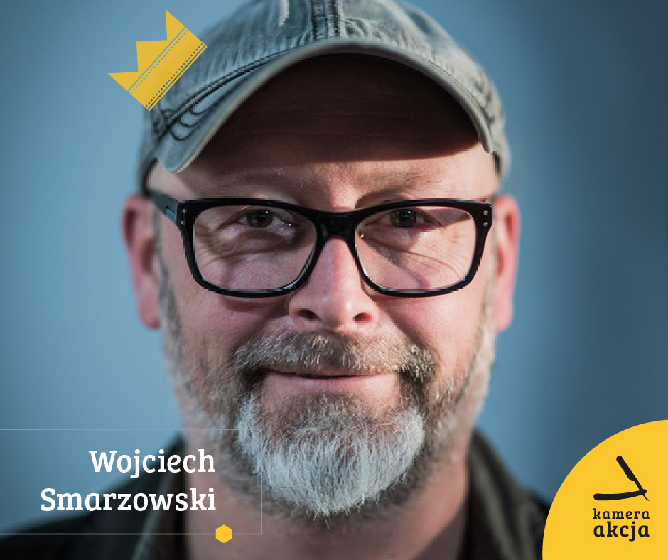 Wojciech Smarzowski (źródło: materiały prasowe organizatora)
