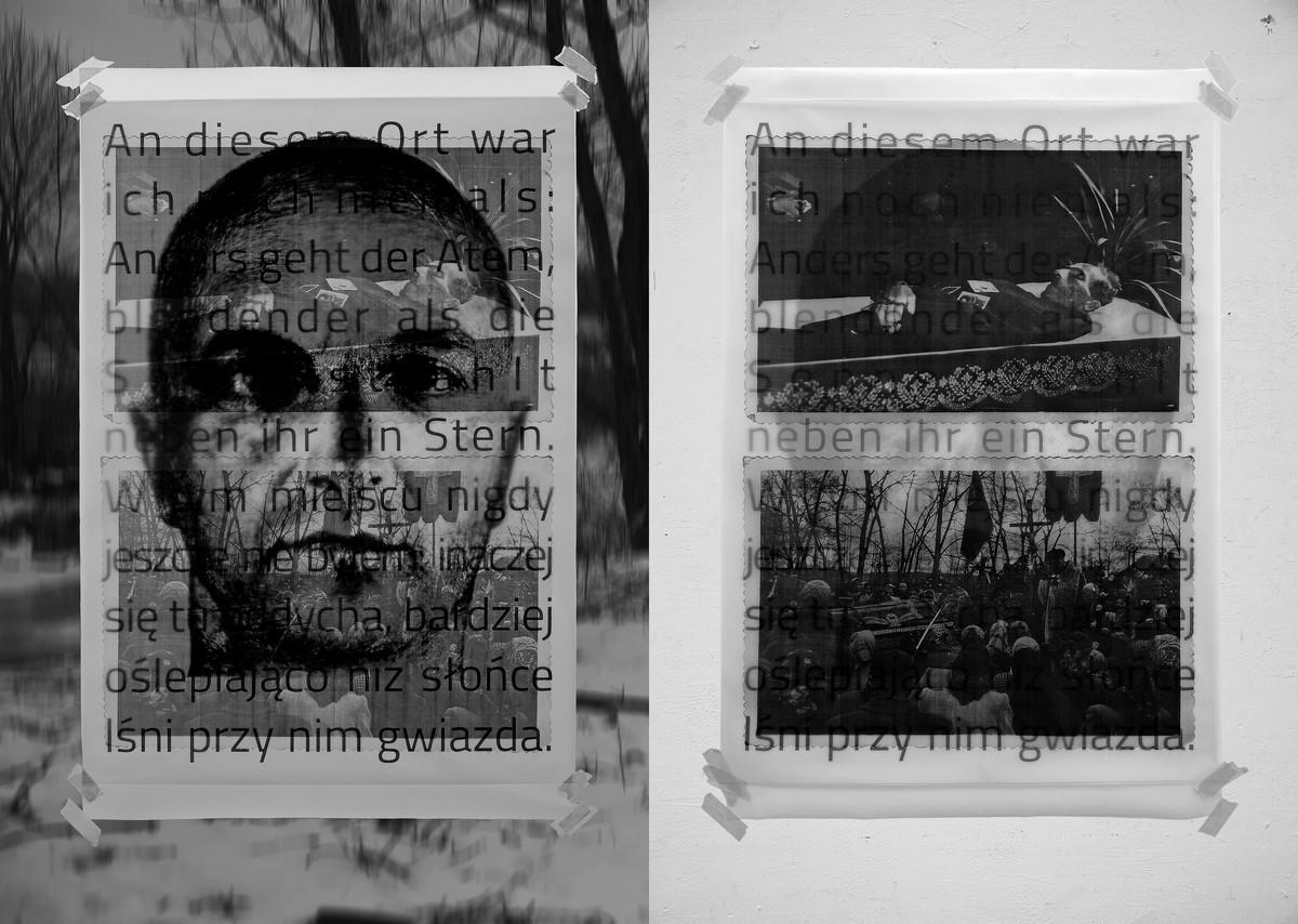 """Zbigniew Bajek, """"Pasja II"""", 2015 (źródło: materiały prasowe organizatora)"""