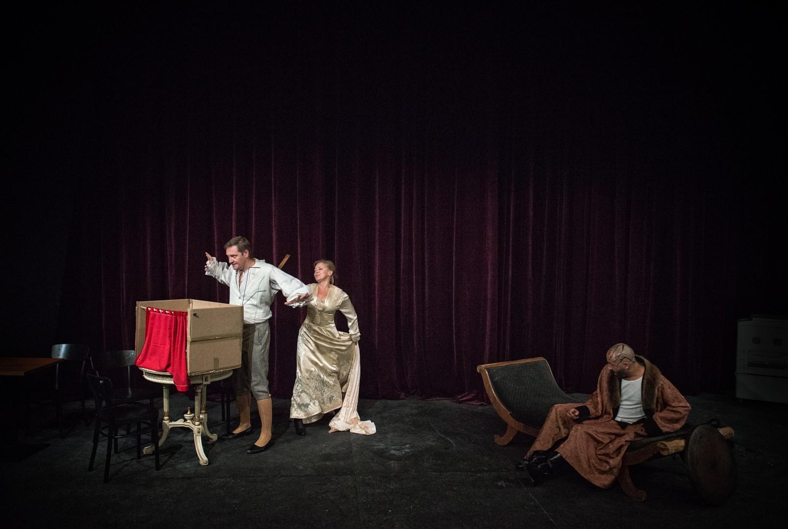 """Nie-boska komedia"", fot. Magda Hueckel (źródło: materiały prasowe organizatora)"