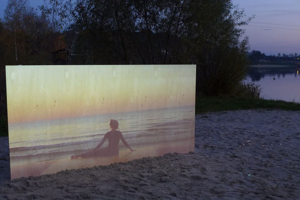 "Joanna Pawlik, ""Balans"", fot. Teresa Bujnowska (źródło: materiały prasowe organizatora)"