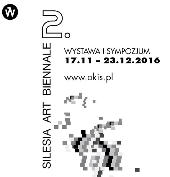 """""""Silesia Art Biennale 2016"""" – plakat (źródło: materiały prasowe organizatora)"""