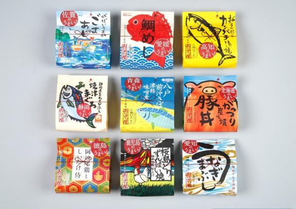 """""""Szkoda wyrzucić! Design japońskich opakowań"""" (źródło: materiały prasowe organizatora)"""