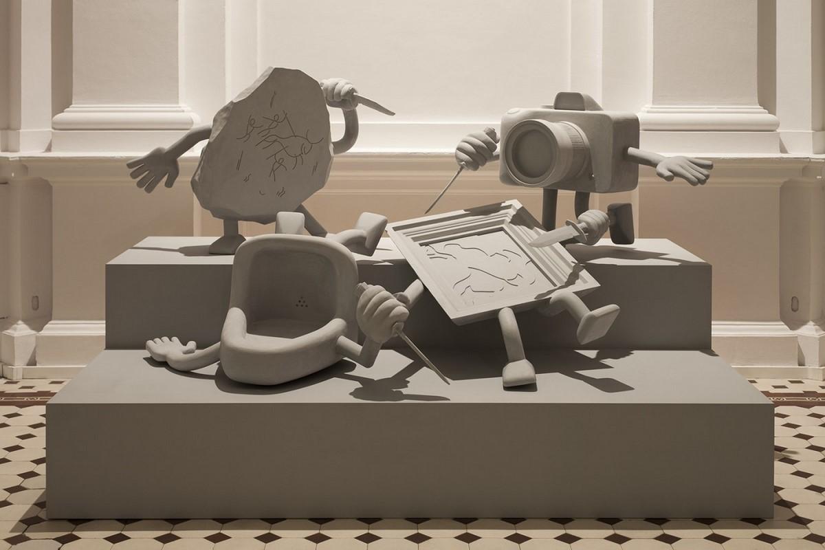 """""""Sztuka w naszym wieku"""" (źródło: materiały prasowe organizatora)"""
