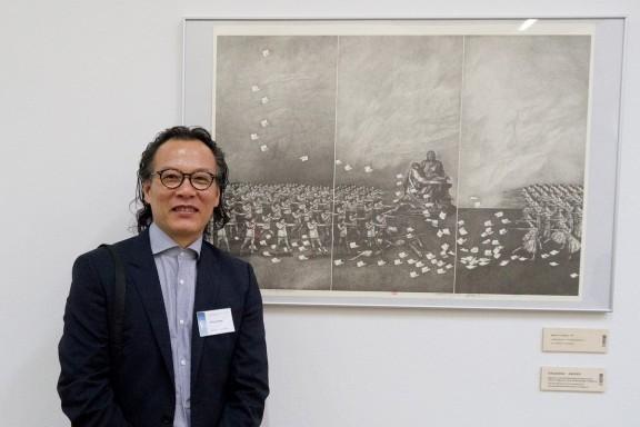 Zhang Minjie (źródło: materiały prasowe organizatora)