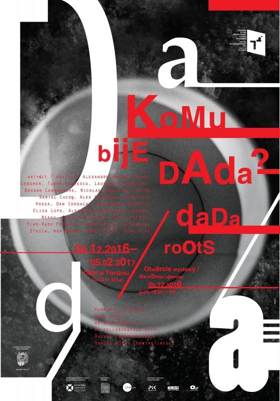 """Wystawa """"Komu bije Dada?"""" (źródło: materiały prasowe organizatora)"""