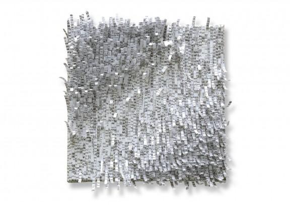 """Piotr Korzeniowski, """"Szum I"""", 2015, dzięki uprzejmości artysty (źródło: materiały prasowe organizatora wystawy)"""