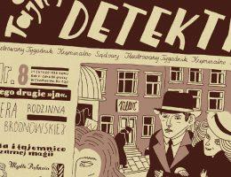 """Greta Samuel, animacja do projektu """"Dom na Świeżej"""", 2015, dzięki uprzejmości artystki i Muzeum Warszawskiej Pragi (źródło: materiały prasowe organizatora)"""