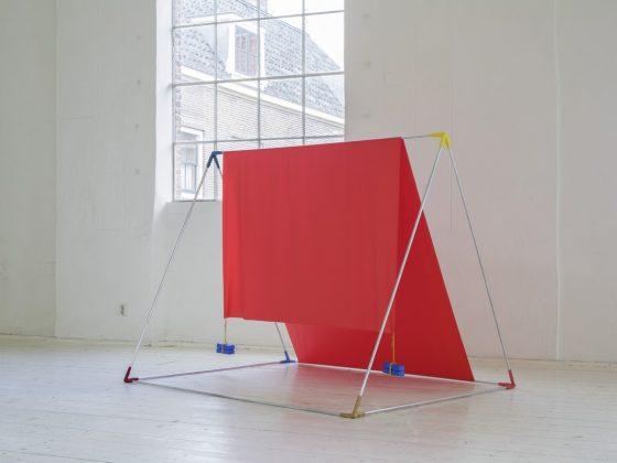 """Alicja Bielawska, """"Triangulum"""", 2014, fot. Ayako Nishibori (źródło: materiały prasowe organizatora)"""
