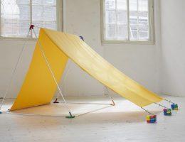 """Alicja Bielawska, """"Triangulum Australe"""", 2014, fot. Ayako Nishibori (źródło: materiały prasowe organizatora)"""