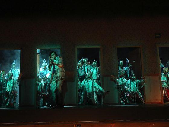 """""""Tannhäuser"""", opera Ryszarda Wagnera, fot. Vincent Lifer (źródło: materiały prasowe organizatora)"""