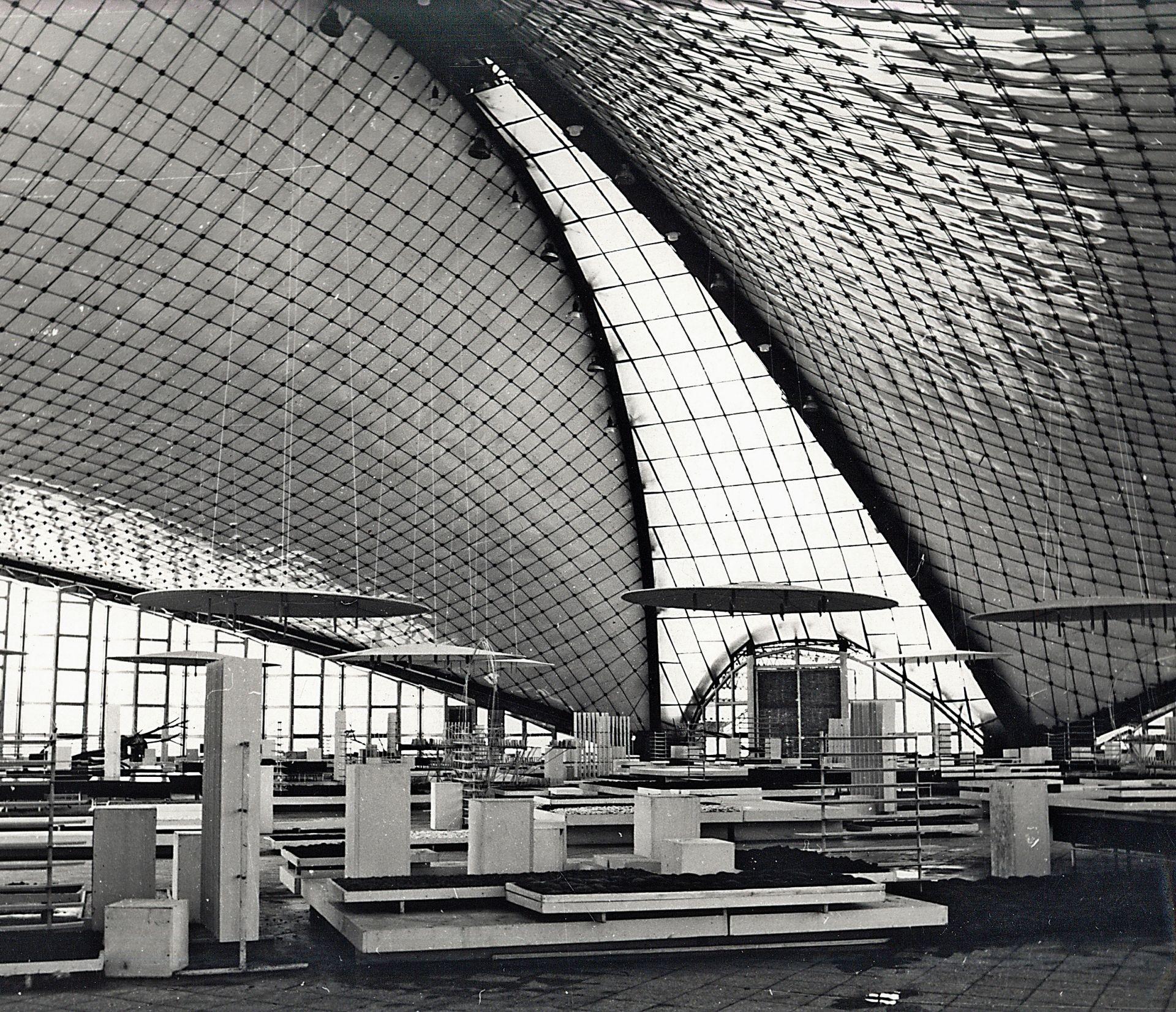 Chorzów, Hala Kwiatów WPKiW, Park Śląski, 1966, fot. archiwum Jerzego Gottfrieda (źródło: materiały prasowe organizatora)