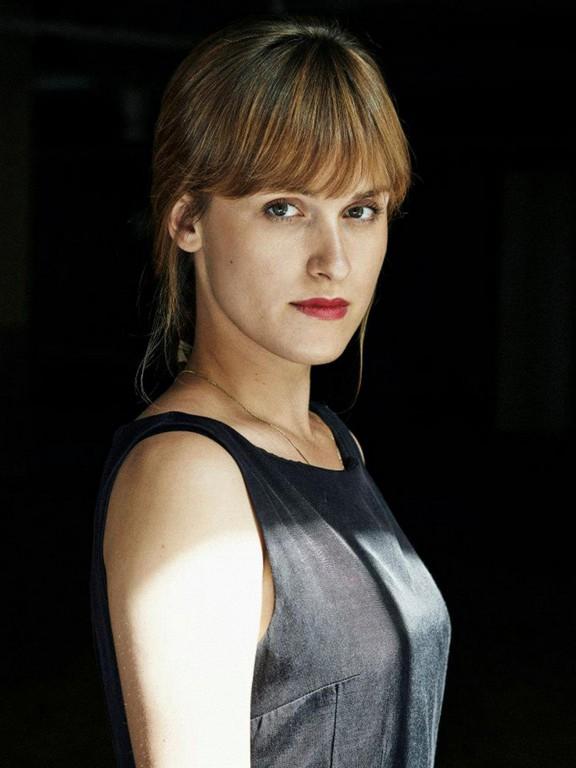 Magdalena Łazarczyk, fot. Bartek Wieczorek dla APH (źródło: materiały prasowe organizatora)