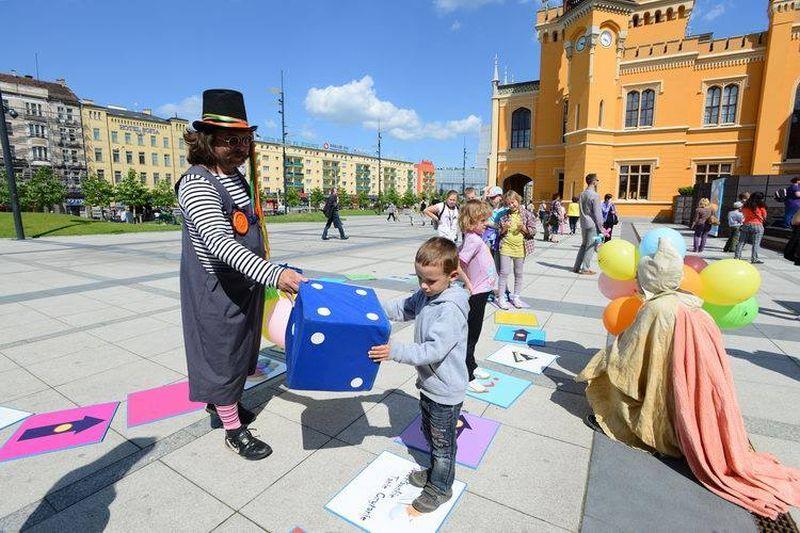 Targi Książek dla Dzieci i Młodzieży Dobre Strony, fot. Maciej Szwed (źródło: materiały prasowe organizatora)