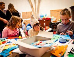 Targi Książek dla Dzieci i Młodzieży Dobre Strony (źródło: materiały prasowe organizatora)