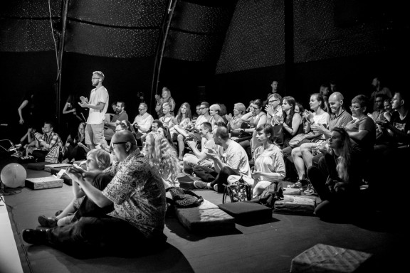 Festiwal Dramatu STREFY KONTAKTU. Czytania 2016 (źródło: materiały prasowe organizatora)