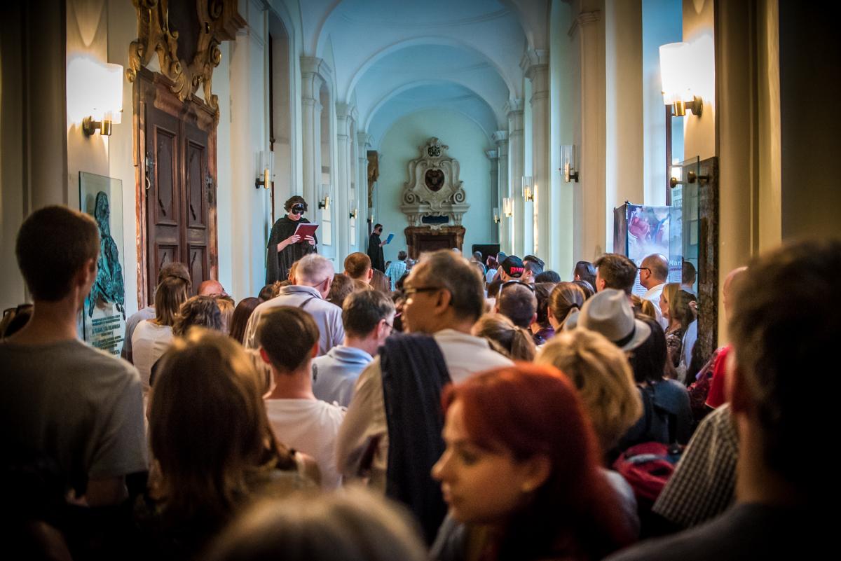 Festiwal Dramatu STREFY KONTAKTU_ Czytania 2016 (źródło: materiały prasowe organizatora)