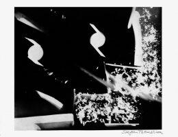 Franciszka i Stefan Themerson, Bez tytułu, 1929–1970, fotogram, papier, 19,5 x 23 cm, Dzieki uprzejmosci Signum Foundation (źródło: materiały prasowe organizatora)