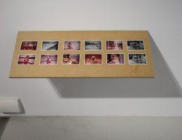 """Lada Nakonechna, """"Zdjęcia z mojego albumu, Naddniestrze"""", 1973, 2014, fot. Wojciech Pacewicz (źródło: materiały prasowe organizatora)"""