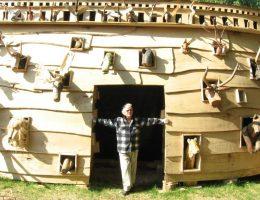 Józef Wilkoń, fotografia dzięki uprzejmości Fundacji Arka (źródło: materiały prasowe organizatora)