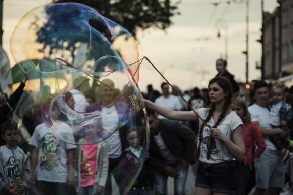 Noc Kultury, fot. Ignacy Tokarczyk (źródło: materiały prasowe organizatora)