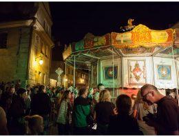 Noc Kultury, fot. Marcin Butryn (źródło: materiały prasowe organizatora)