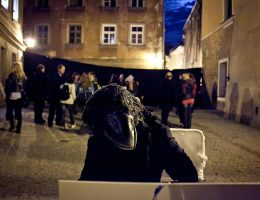 Noc Kultury, fot. Tomasz Kulbowski (źródło: materiały prasowe organizatora)