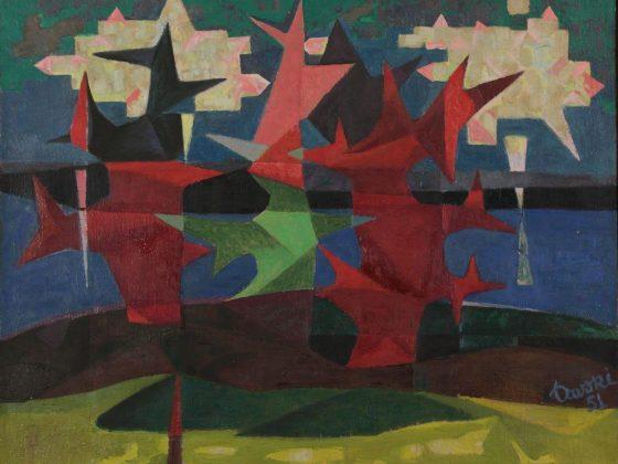 """Stanisław Dawski, """"Szukam człowieka. Trujące ziele"""", 1951 (źródło: materiały prasowe organizatora)"""